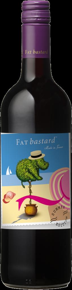 Summer Edition Wine Bottle